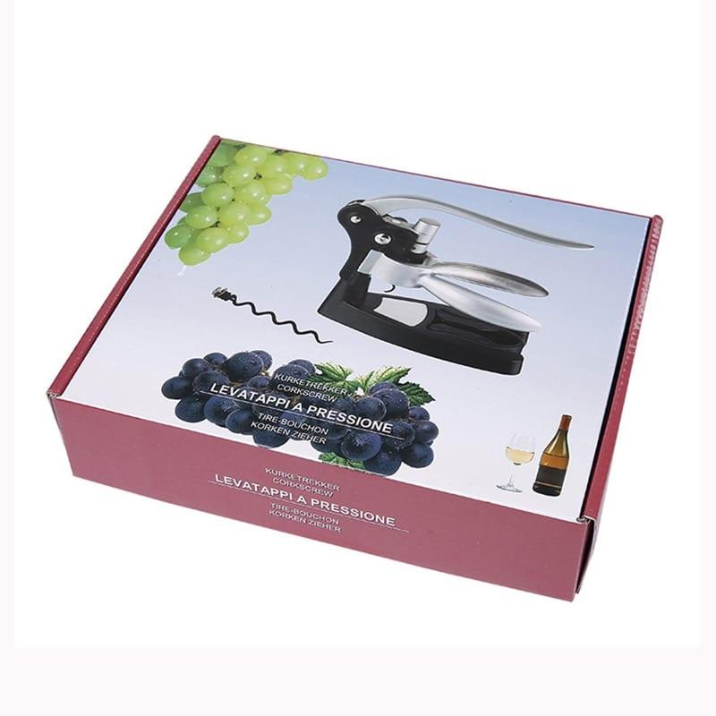 Professional Zinc alloy Wine Opener Lever Arm Steel Rabbit Corkscrew Wine Bottle Opener Tool Cork Dropshipping