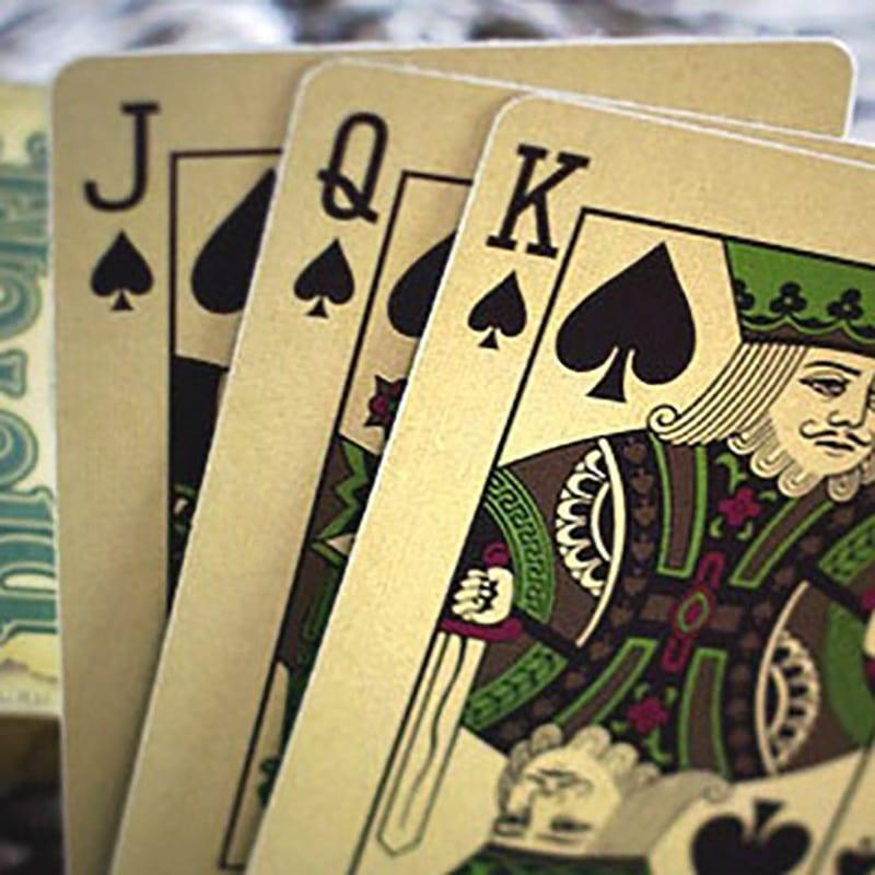 Bicycle Playing Cards--Hemp