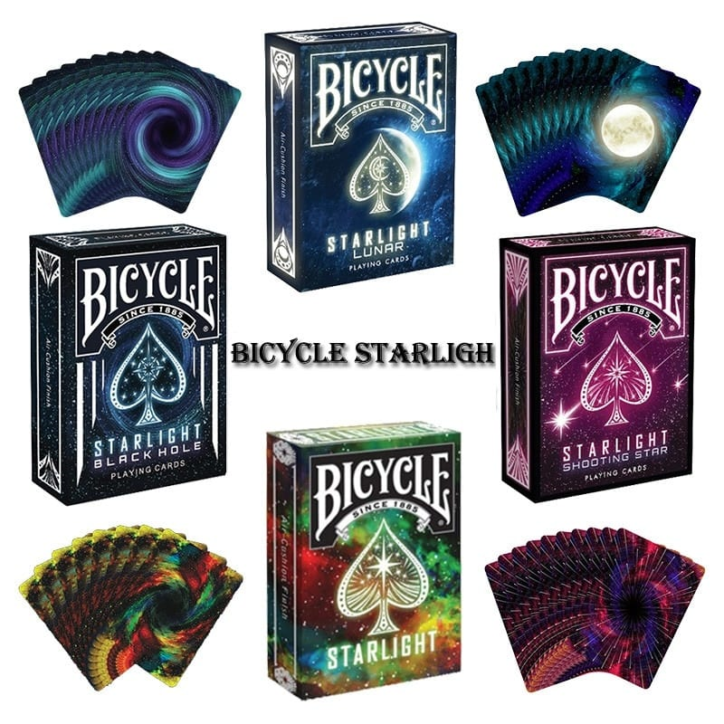 Bicycle Poker Playing Cards--2 Packs