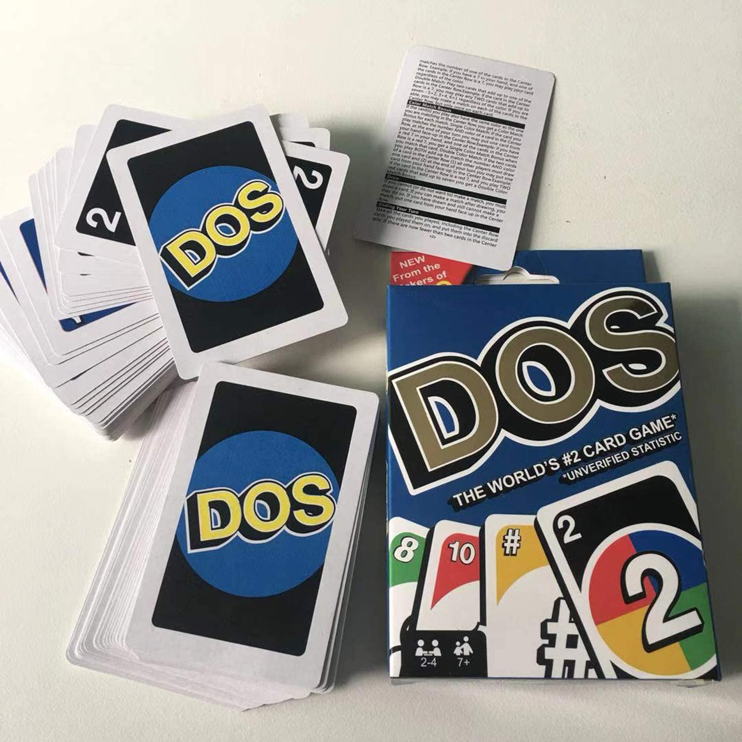 DOS-From the Makers of UNO