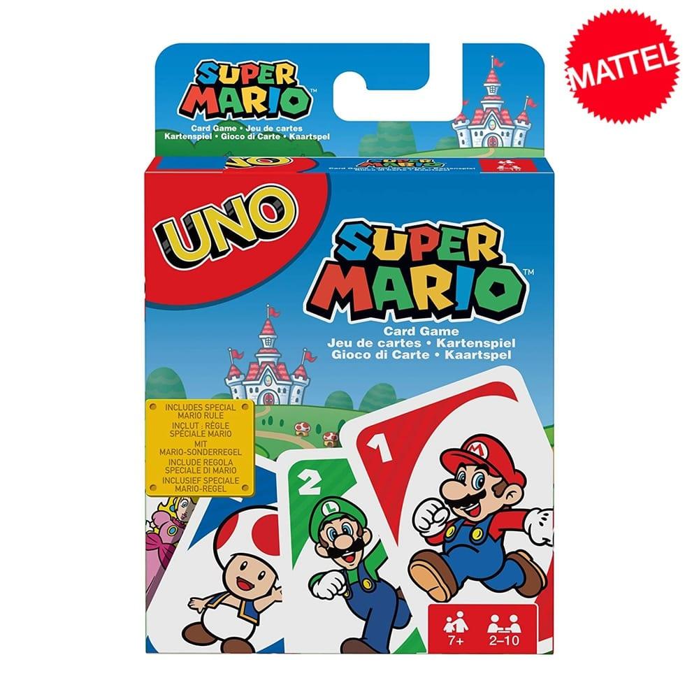 UNO-Super Mario Bros. Edition