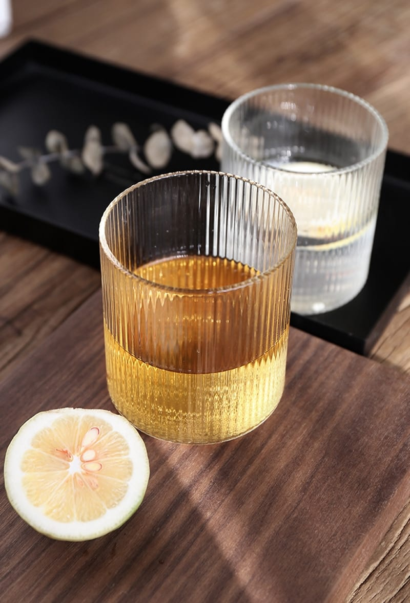 Ripple Whisky Glass Set (6 pcs)
